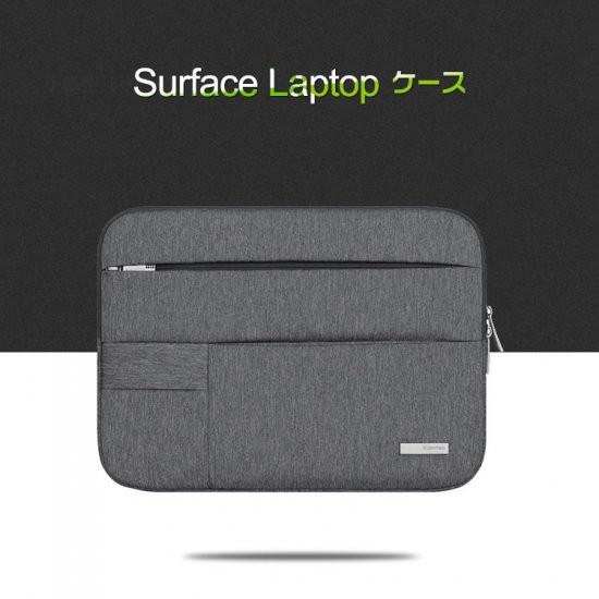 Surface Laptop ケース ポーチ カバン型 軽量/薄 ...
