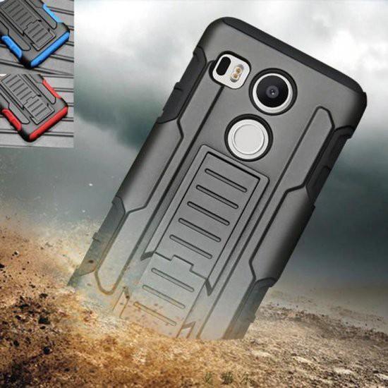 Nexus5X ケース 耐衝撃 TPU 2重構造 スリム アー...