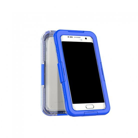 Samsung GALAXY S7 Edge 防水ケース/カバー ギャ...
