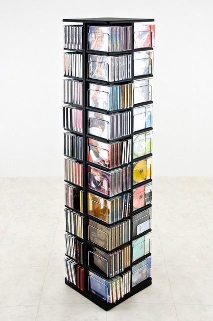 【送料無料!ポイント2%】CD・DVD・ビデオ収納!...