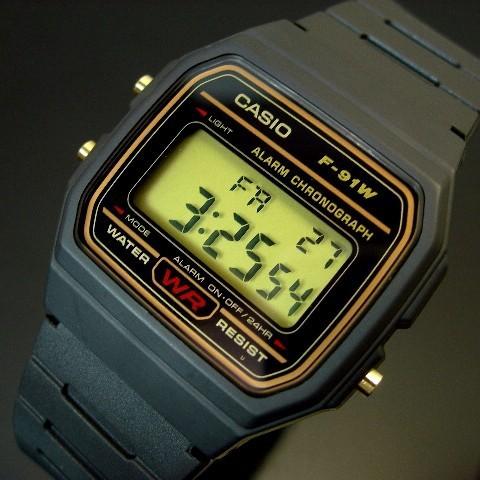 【カシオ/CASIO】メンズ腕時計 デジタル ブラッ...