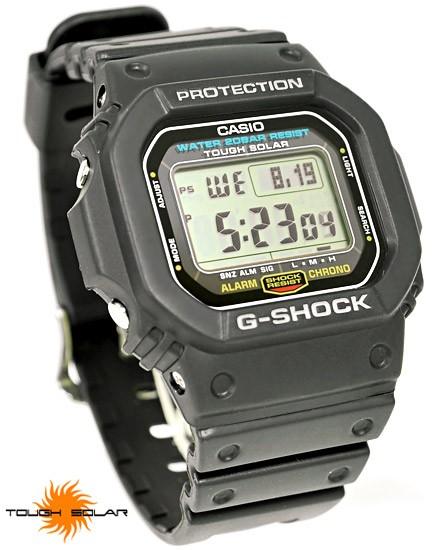 CASIO カシオ  Gショック ソーラー腕時計 G-560...