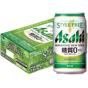 アサヒ 糖質ゼロ☆スタイルフリー350ml 24缶入り(...