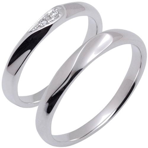 THE KISS ペアリング シルバー 婚約指輪 結婚指輪...