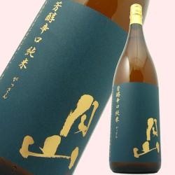 島根県安来市の地酒 月山 芳醇辛口純米1.8L