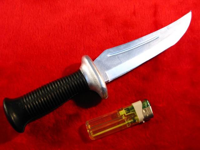 【遠州屋】 ラバーナイフ サバイバルナイフ型 ...