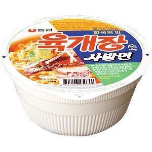 農心 ユッケジャンカップ麺 (86g) ★韓国食品市...
