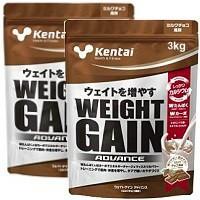 ウエイトゲイン アドバンス ミルクチョコ味 3kg...