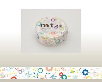 mt マスキングテープ【カラフルPOP】MTEX1P74【カ...