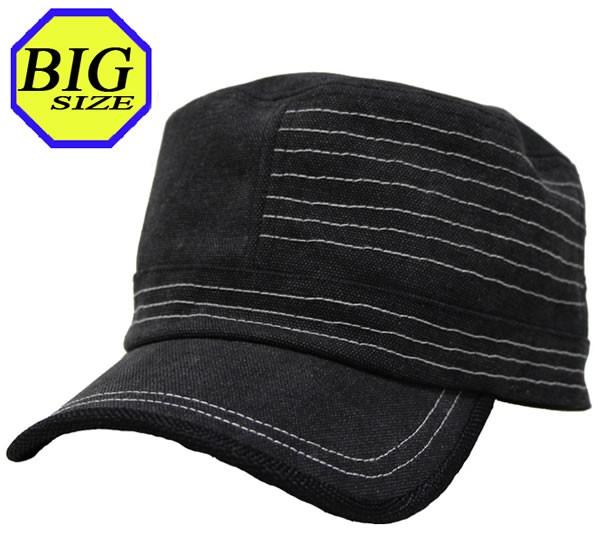 大きいサイズ帽子 65cm アドベンチャーワークキャ...