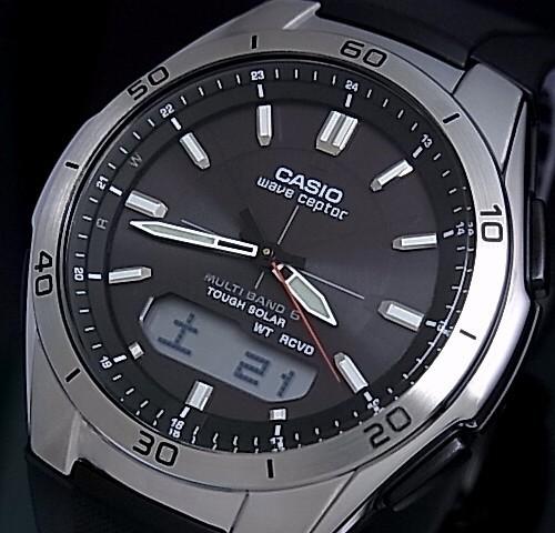 【カシオ/CASIO】Wave Ceptor/ウェーブセプター ...