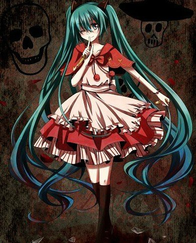 VOCALOID  ボーカロイド 初音ミク  Bad∞ End...
