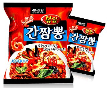 三養 炒めガンチャンポン (140g)★韓国食品市...