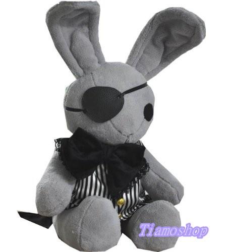 黒執事    シエルのウサギ   ぬいぐるみ★ ...