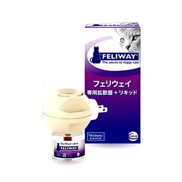 ビルバック 猫用 フェリウェイ 専用拡散器+リ...