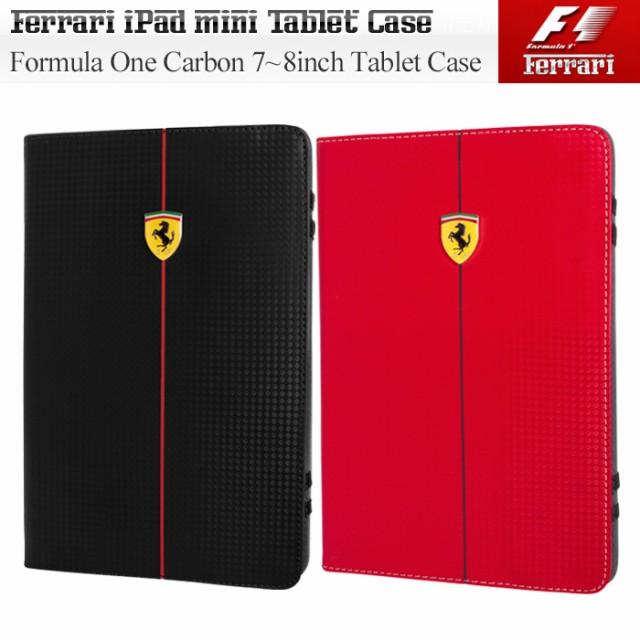 フェラーリ・公式ライセンス品 iPad mini 7インチ...