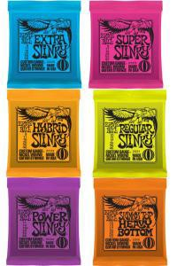 ERNIE BALL/エレキ弦 Electric Slinky #2225,#222...