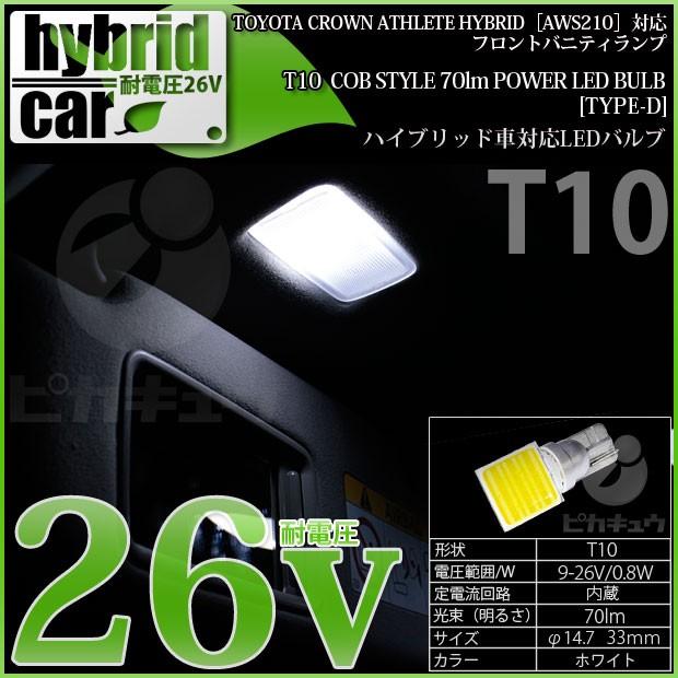 4-B-10 クラウンアスリート HV AWS210対応 バニテ...