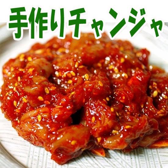 【冷蔵選択必要】★日本産 ヤンニョムチャンジャ...