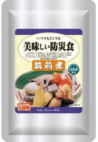 美味しい防災食 筑前煮 /62-3137-05