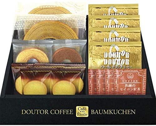 Cafe Etoile ドトールコーヒー&バウムクーヘンセ...