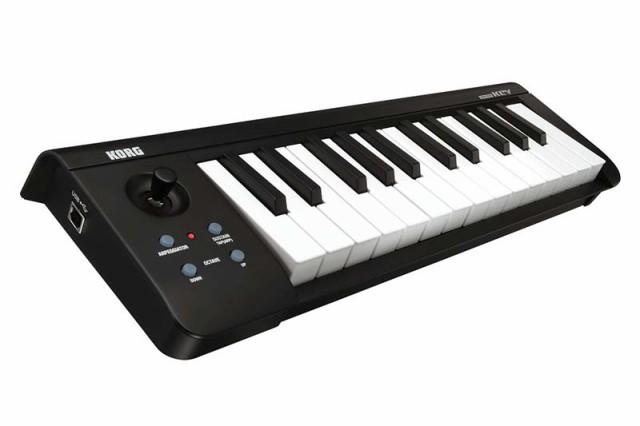 KORG/USB MIDIキーボード micro KEY-25【コルグ】...