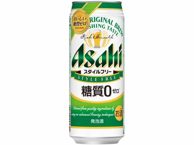 アサヒ 糖質ゼロ☆スタイルフリー500ml 24缶入り(...
