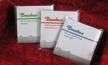Bacchus/エレキギター弦【バッカス】