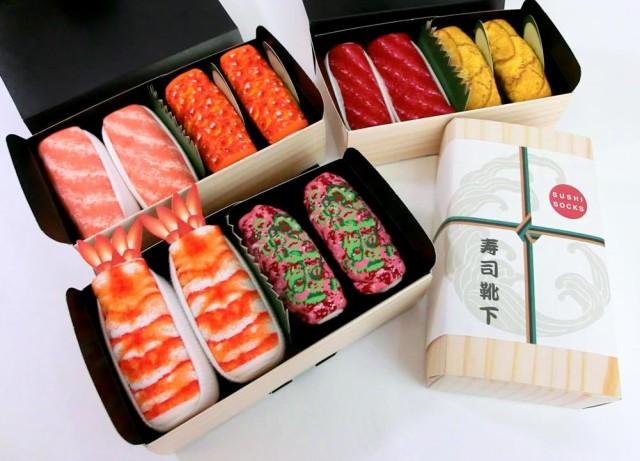 ◆まるで寿司折り◆SUSHI SOCKS 寿司ソックス (...