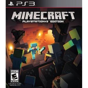 ★送料無料(ネコポス)!・即日出荷★PS3 Minecraft マインクラフト PlayStation 3 Edition(北米版 日本語対応!)  010572