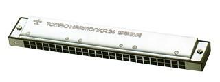 TOMBO/ハーモニカ No.3624 トンボ複音標準配列【...