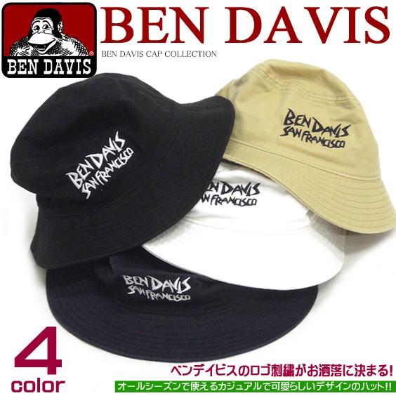 BEN DAVIS ハット ベンデイビス バケットハット ...