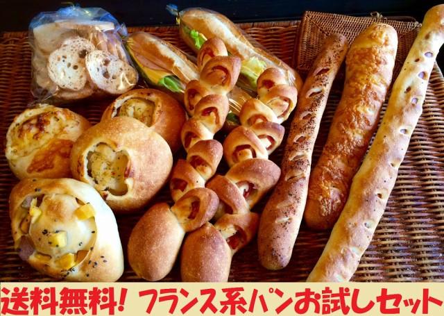 【送料無料】ハード系パン好きにおすすめのフラン...