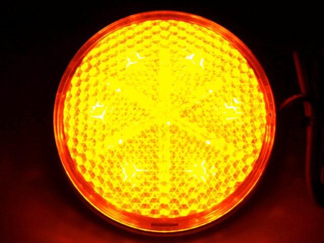 【LEDリフレクターキュー24V】薄くて便利なLED...
