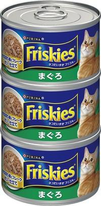 【ネスレピュリナ】フリスキートール缶 まぐろ ...