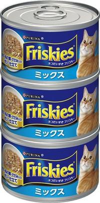 【ネスレピュリナ】フリスキートール缶 ミックス...