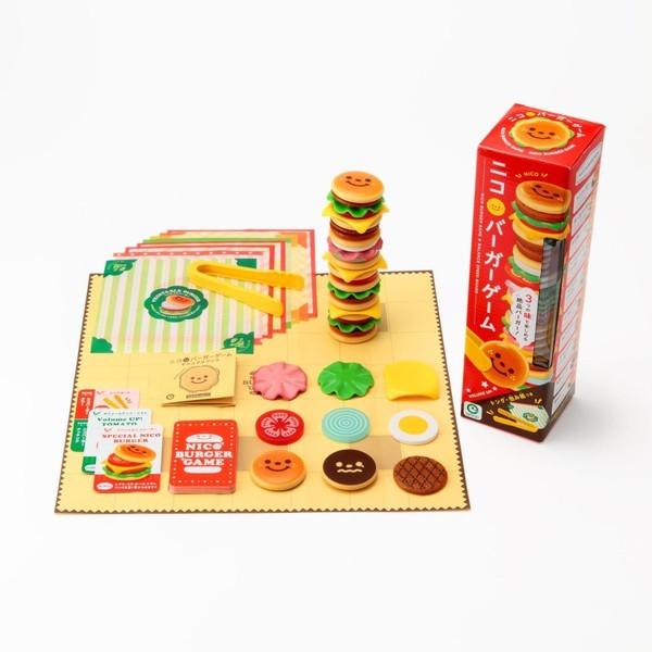 テーブルゲーム【ニコバーガーゲーム】アイアップ...