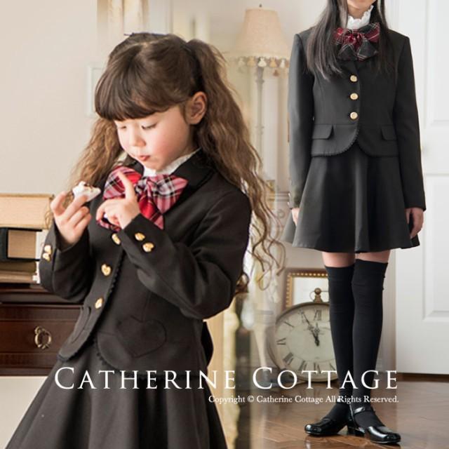 子供 スーツ 入学式 卒業式 卒服 女の子 キッズ 女の子スーツ フォーマル バックリボン刺繍スーツ 110-165cm TK1042
