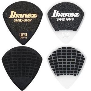 Ibanez/ピック New Sand Grip Picks GRIP WIZARD ...
