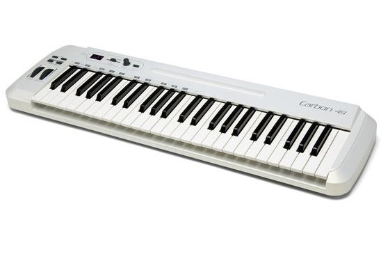 SAMSON/Carbon 49 USB MIDI コントロール鍵盤【サ...