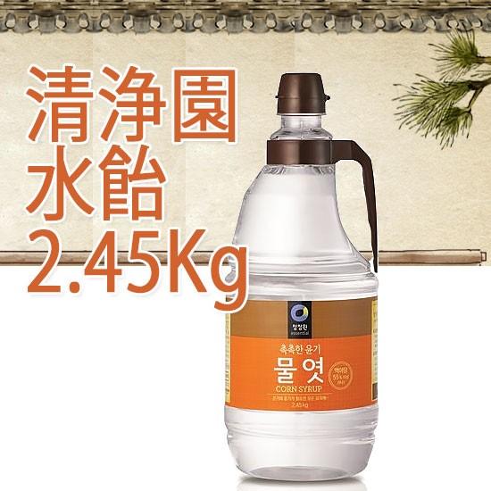 ★清浄園  水飴 2.45Kg(水あめ)★韓国食品市...
