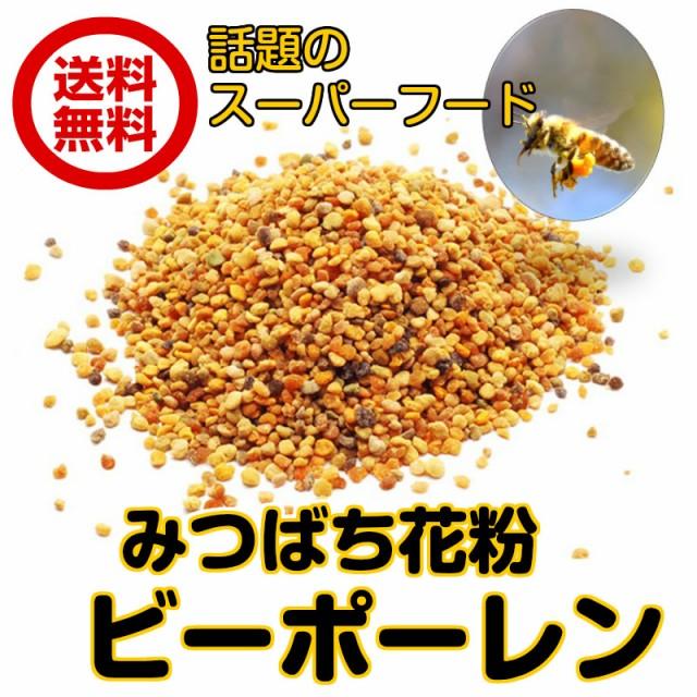 (ビーポーレン 100g)食用花粉 ハチミツ は...
