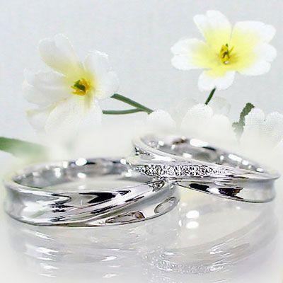シルバー ペアリング 結婚指輪 マリッジリング 2...