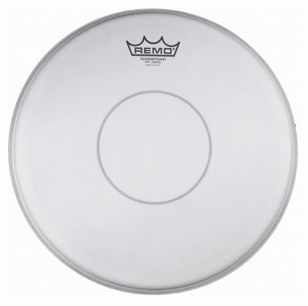REMO/ドラムヘッド POWERSTROKE 77 Coated P7-114...