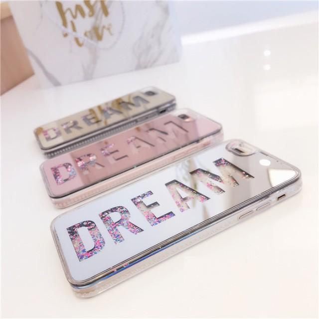 スマホカバー iPhone7/iPhone7Plus/iPhone6s/iPhone6 Plusケース七色の流砂スマホケースアイフォン7プラススマホケースtb004