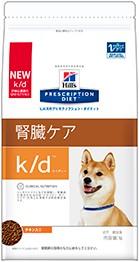 ヒルズ  犬用 k/d 3kg