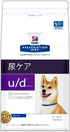 ヒルズ  犬用 u/d 7.5kg