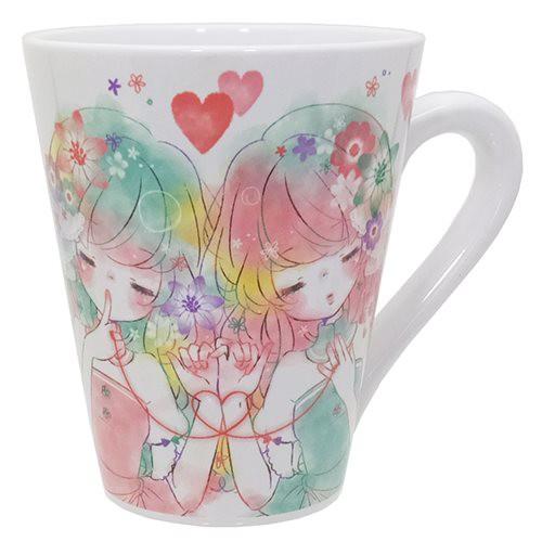 ◆フラワリーキス フラワリーキス マグカップ(...