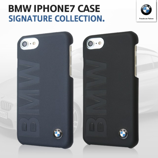 ポイント10%還元 BMW 公式ライセンス品 iPhone7ケ...