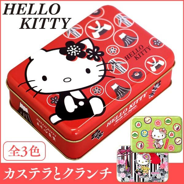 プチギフト ハローキティ缶 [ キティ キティちゃ...